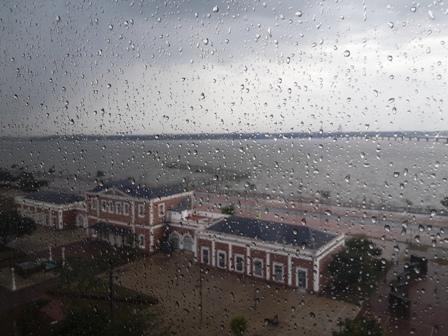 Continúa el mal tiempo en la provincia con posibles lluvias y fuertes tormentas
