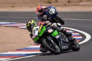 El Rosamonte Racing Team tuvo un gran cierre de temporada y terminó entre los mejores del Argentino