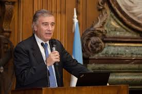 Aguad, tras el hallazgo del ARA San Juan: «No tenemos medios para reflotar al submarino»