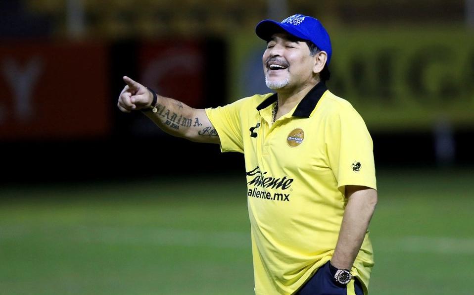 Internaron a Diego Maradona tras unos estudios de rutina