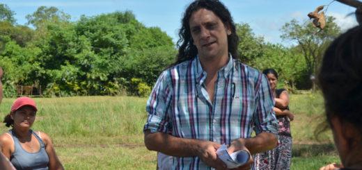 Hace 4 años le usurparon la casa a un hombre en Garupá y asegura que la maniobra es avalada por el diputado del PAyS Martín Sereno