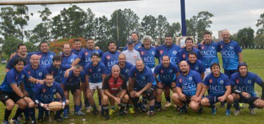 Rugby: Vea las mejores fotos del 2° torneo de veteranos del club CAPRI