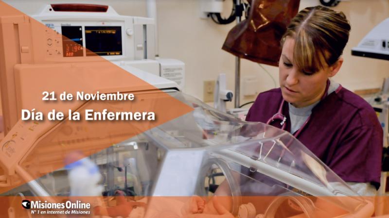 21 de noviembre: Día de la enfermera en Argentina