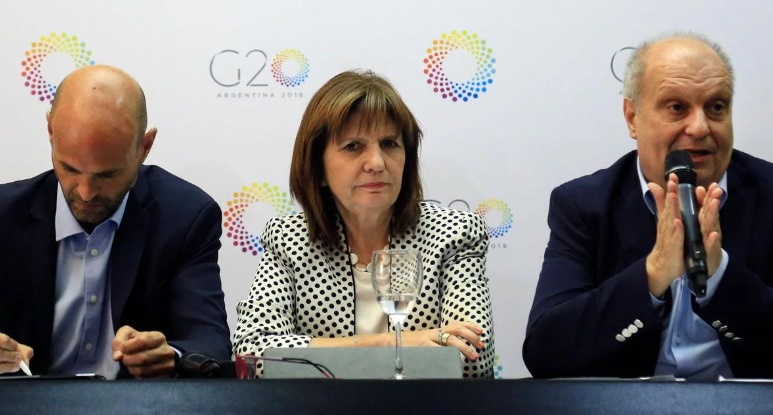 El megaoperativo de seguridad por el G20 afectará trenes, subtes, vuelos y colectivos