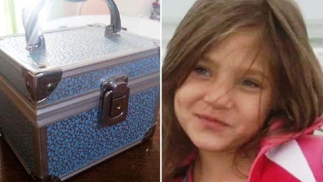 Mendoza: Apareció el cofre con las cenizas de la nena fallecida que le habían robado a su familia