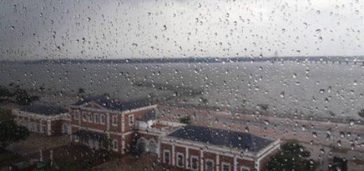 Se espera un sábado con fuertes vientos y lluvias en la provincia