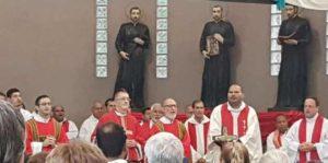 Desde Loreto, el Obispo Martínez llamó a no decaer en la ayuda a los más necesitados