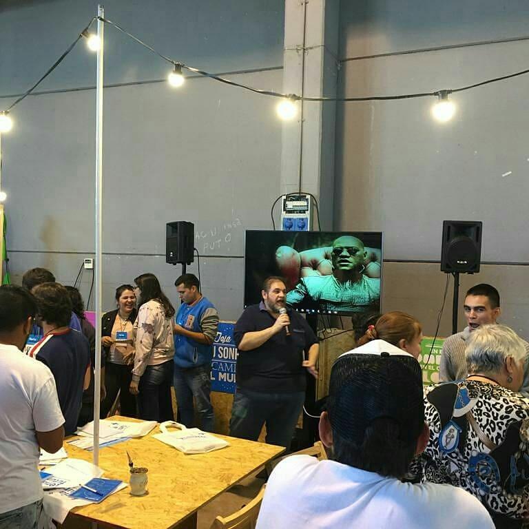 """Campus Party Misiones: Coach dará una charla sobre cómo """"alcanzar el éxito emprendedor fuera de la Matrix"""""""