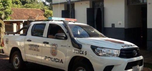 Femicidio en Encarnación: mató de 11 cuchillazos a su ex y escapó