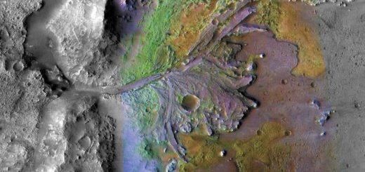 Científicos de la NASA difundieron el sitio exacto donde aterrizarán en Marte
