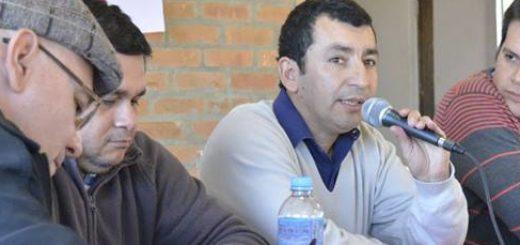 Novelino aseguró que lo quieren sacar del Concejo Deliberante de Irigoyen por cuestiones políticas