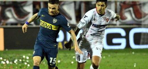 Superliga: Boca recibe a Patronato  de cara a la #SuperFinalLibertadores