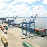 El Puerto de Posadas se encamina a su puesta en marcha