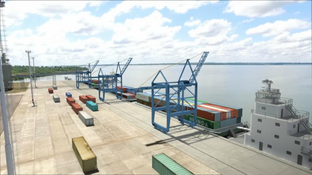 La Compañía Argentina de Servicios Portuarios y el Gobierno misionero firmarán un pre contrato para comenzar a operar en el Puerto de Posadas