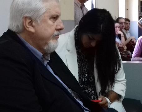 Condenaron a Rocío Santa Cruz a cuatro años de prisión efectiva por la muerte del inspector municipal
