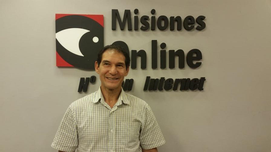Gerónimo Rodríguez, autor de la obra emblemática sobre Andresito