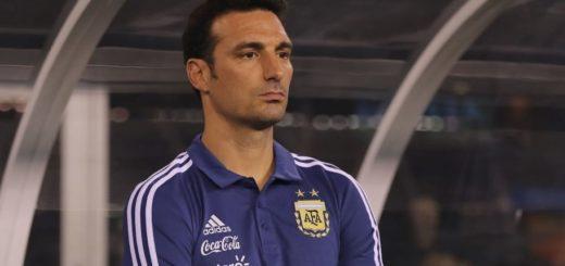 Selección Argentina: Lionel Scaloni sigue probando variantes de cara al partido con México