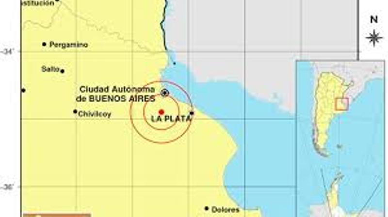 En pleno desarrollo del G20, se registró un sismo de 3,8 en Buenos Aires
