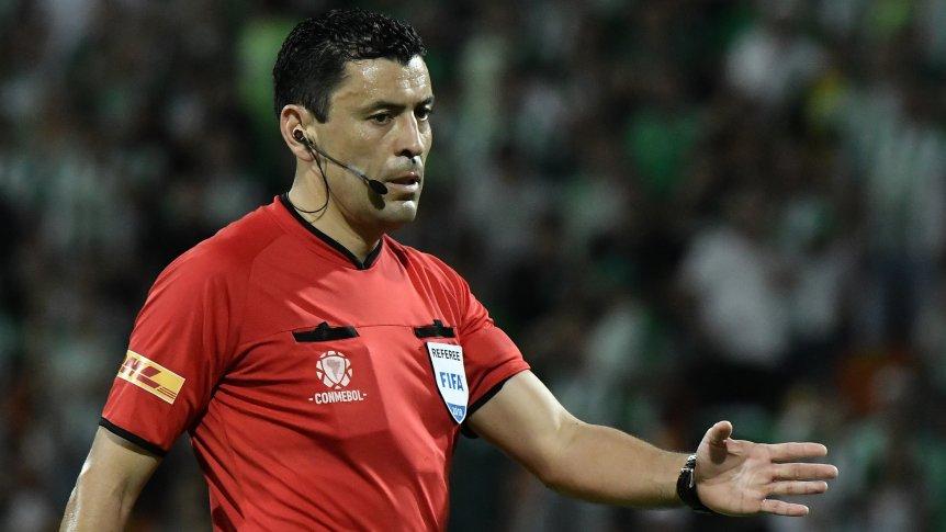 #SuperFinalLibertadores: Tobar dirige la primera superfinal de la Libertadores entre Boca y River