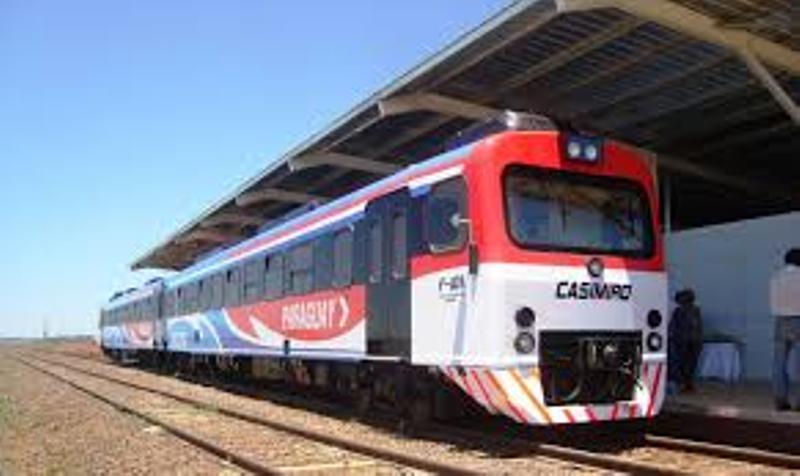 Luego de subsanar inconvenientes, ya funciona con normalidad el servicio de tren internacional