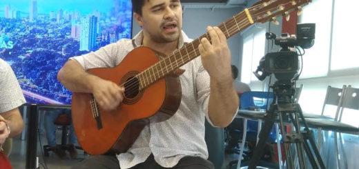 Ezequiel Garrido, apasionado chamamecero y nueva promesa del Festival del Litoral 2018