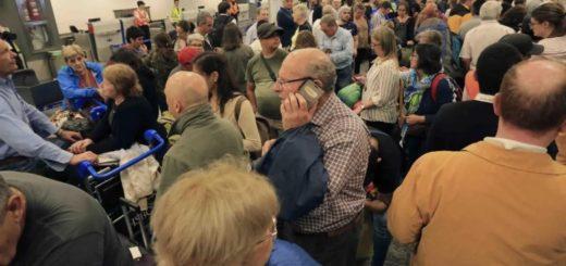 Levantaron la protesta gremial en Aerolíneas y reprogramaron los vuelos