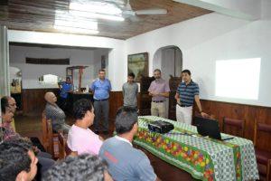 Dictaron taller motivacional a internos de Loreto