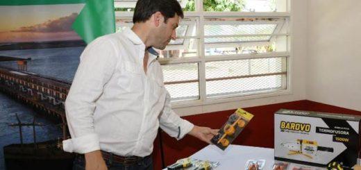La EBY propicia un curso de plomería de la UOCRA para vecinos del barrio Yohasá