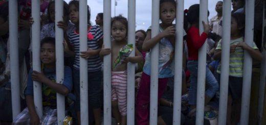 Murió una nena de 7 años que había sido detenida por cruzar la frontera de Estados Unidos