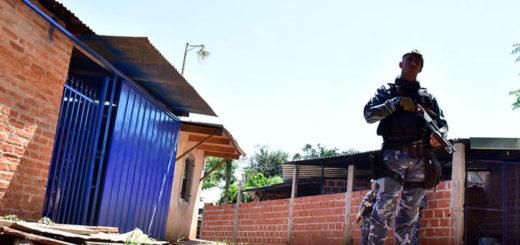 La Policía de Misiones en su batalla contra el narcomenudeo desbarató en promedio un kiosco de droga cada tres días