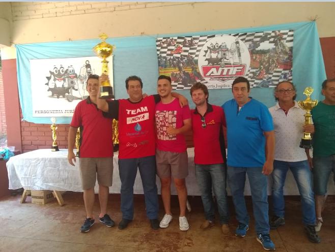 El Zonal de Karting del Norte de Misiones consagró a sus campeones en Iguazú