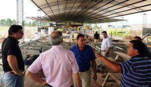 Corrientes: empresarios instalados en el Parque Foresto-industrial Santa Rosa pidieron al Gobierno mejoras en la infraestructura