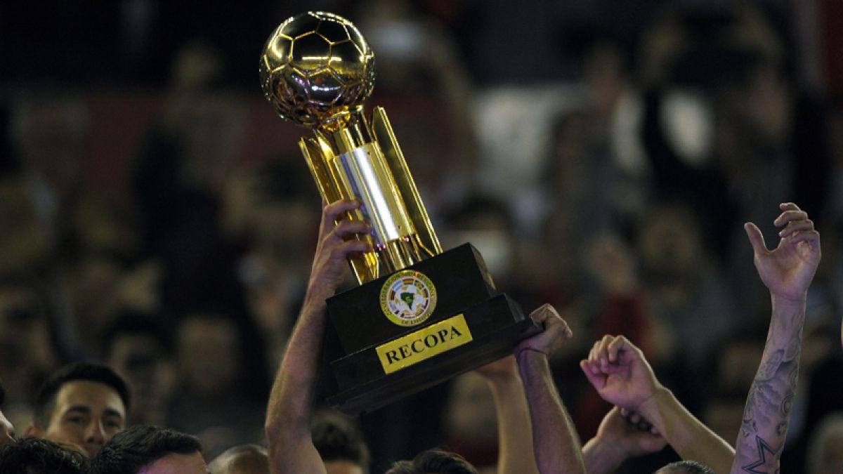 River ya tiene fecha para jugar la Recopa Sudamericana