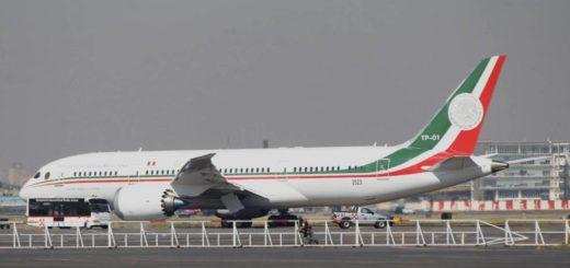 """El presidente de México vende el avión presidencial como """"ejemplo de austeridad"""""""