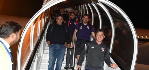 El plantel de River ya está en viaje rumbo a la Argentina para su gran fiesta