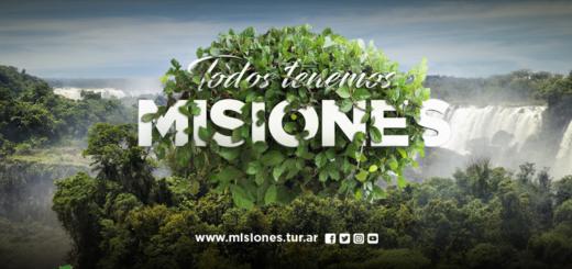 #TodosTenemosMisiones: la belleza de la tierra colorada y su gente, la combinación perfecta para seguir apuntalando al turismo en la provincia