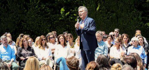 El presidente Macri presentó el Plan de Igualdad de Oportunidades y Derechos