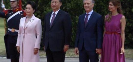 Mauricio Macri con el presidente chino Xi Jinping: una cumbre clave con agenda ambiciosa
