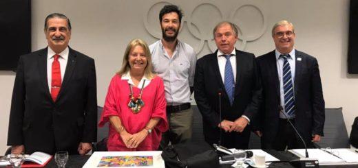 """""""Chucho"""" Acasuso es nuevo miembro del Consejo Ejecutivo del Comité Olímpico Argentino"""
