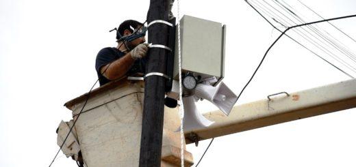 Presupuesto Participativo: instalan alarmas comunitarias en el CIT Itaembé Miní Oeste de Posadas
