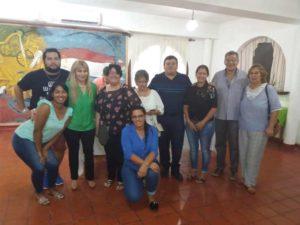 Norma Morales fue reelecta al frente de la Colectividad Paraguaya