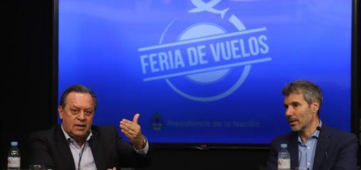 """Con descuentos de hasta un 70%, el gobierno nacional lanzó la """"Feria de Vuelos"""""""