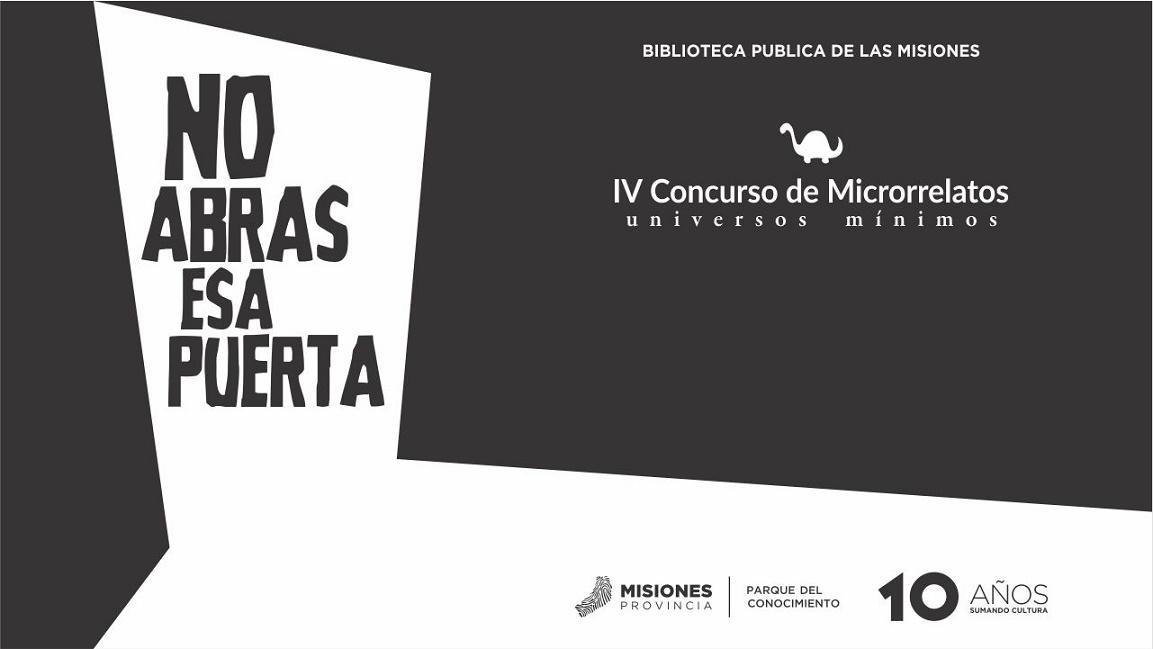 Revelaron los ganadores del Concurso de Microrrelatos de la Biblioteca de las Misiones