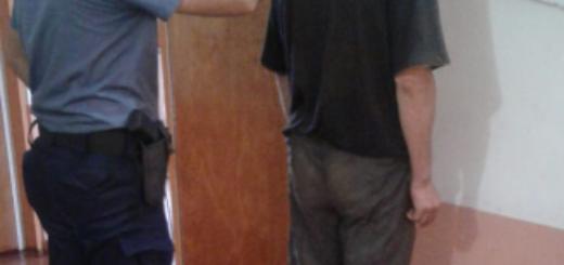 Posadas: recuperaron elementos robados y detuvieron a un hombre