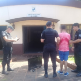 """Detienen en Oberá a """"Pichaí"""", acusado de agredir a su pareja y robar un teléfono celular"""