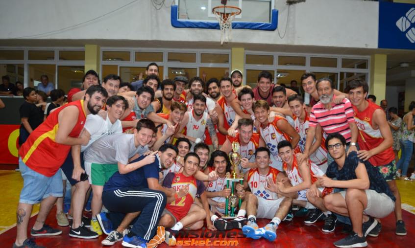 Básquet: Tokio venció a Tirica y se coronó campeón de la Liga Provincial