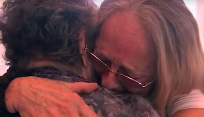 Pasó toda la vida creyendo que su hija estaba muerta y se encontraron 69 años después