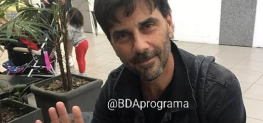Tras las denuncias por abuso sexual, Juan Darthés abandonóel país