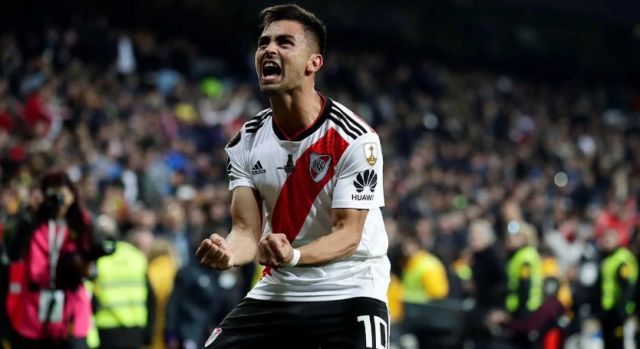 El Pity Martínez se despidió de los hinchas de River: «Espero volver a este club»
