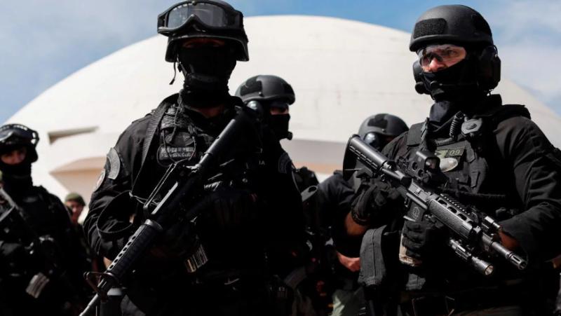 Brasil: misiles antiaéreos y miles de policías para custodiar la asunción de Jair Bolsonaro prevista para las 13 horas